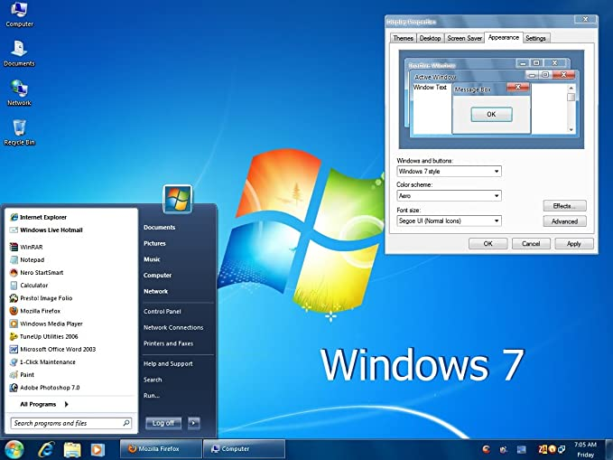 Windows 7 SP-1 Ultimate 64-Bit USB Flash Drive - Used to Repair, Recovery,  Restore and Re-Install