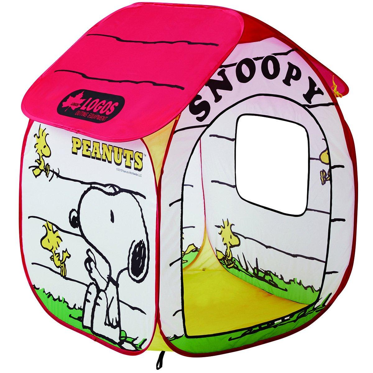 ロゴス SNOOPY HOUSE TENT