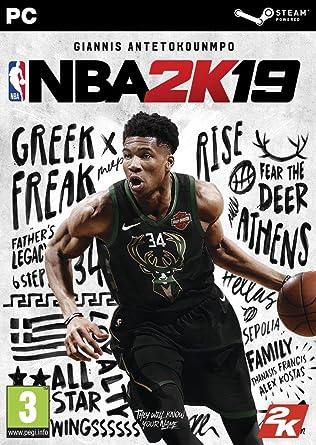 NBA 2K19 - PC [Importación francesa]: Amazon.es: Videojuegos