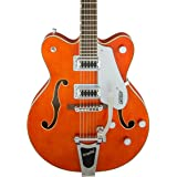 Gretsch G5422TDC Electromatic Hollowbody - Orange Stain