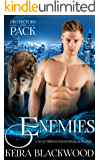 Enemies: A Wolf Shifter Paranormal Romance (Protectors of the Pack Book 2)