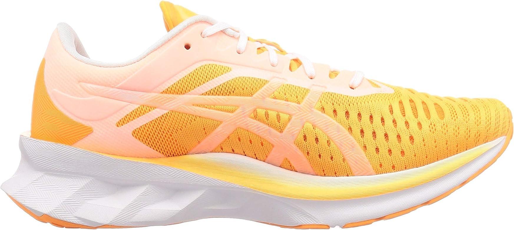 Asics 1011a778-800_40,5, Zapatos para Correr para Hombre, Orange ...