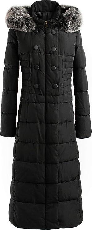 Polydeer Max Long Winter Puffer Vegan Down Arctic Coat
