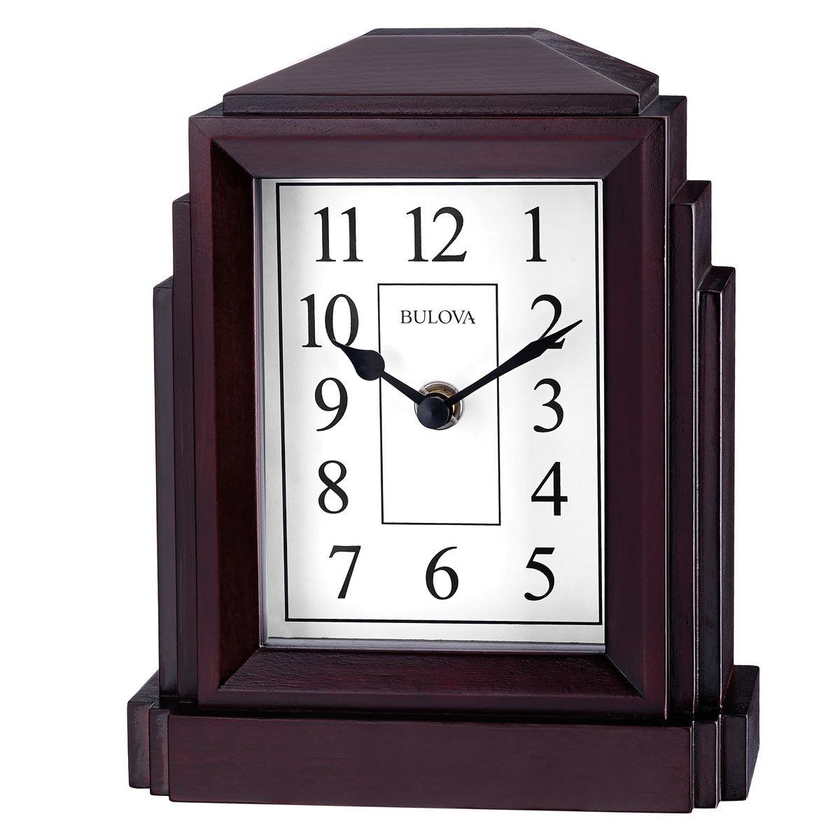 Bulova Empire Mantel Clock