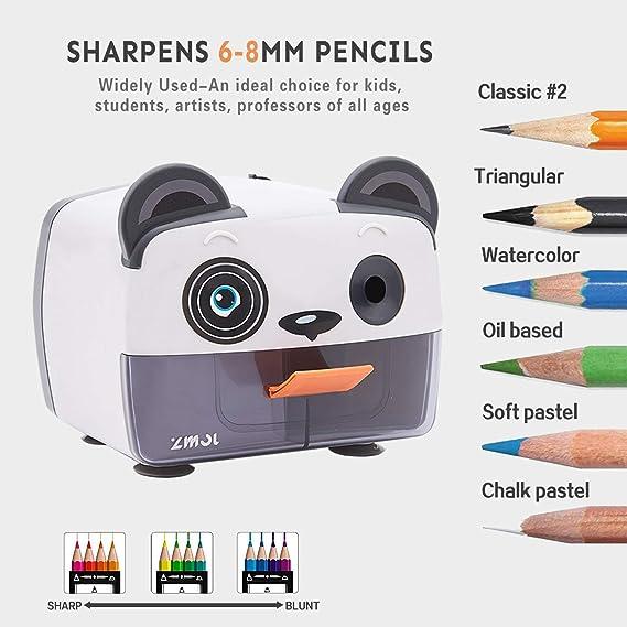 Age 14+ Electronics Electric Pencil Sharpener Kiwiko