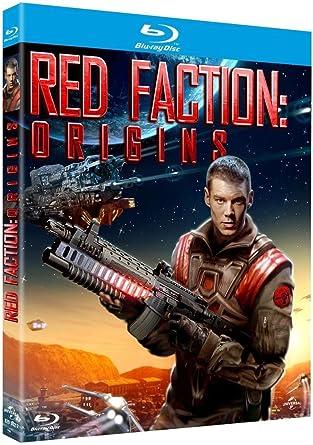 Amazon Com Red Faction Origins Blu Ray Movies Tv
