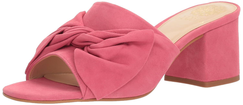 Soft Pink Vince Camuto Womens Sharrey Slide Sandal