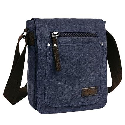 16f4b6132067 Amazon.com  Super Modern Canvas Messenger Bag Cross Body Bag Cool ...