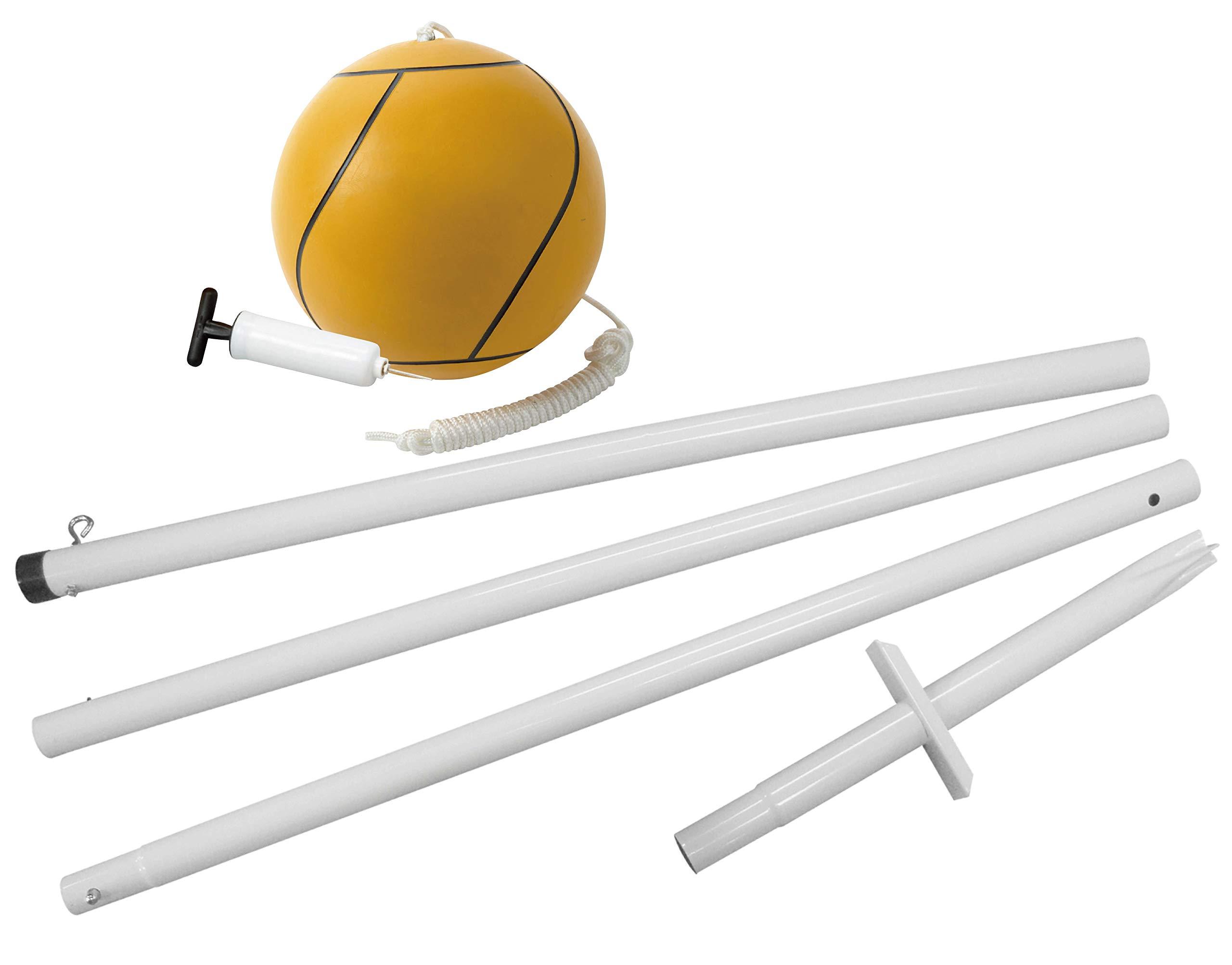 MD Sports Advanced Tetherball Set