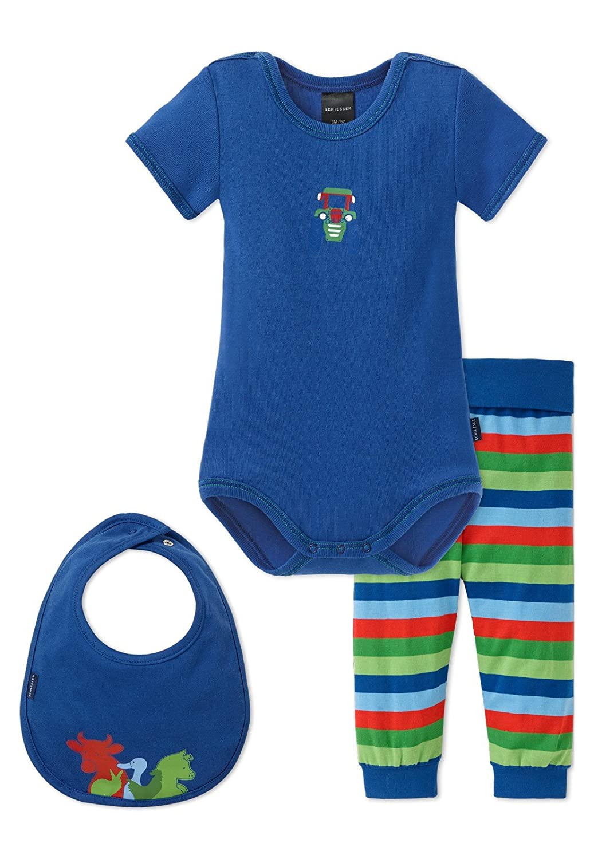 Schiesser Baby Boys Baby Set Jungs Lingerie Set Schiesser AG 151706