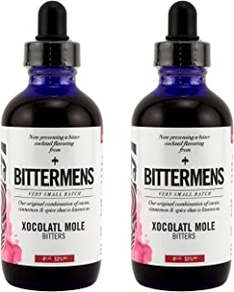 product image for Bittermens Xocolatl Mole Bitters 2 Pack