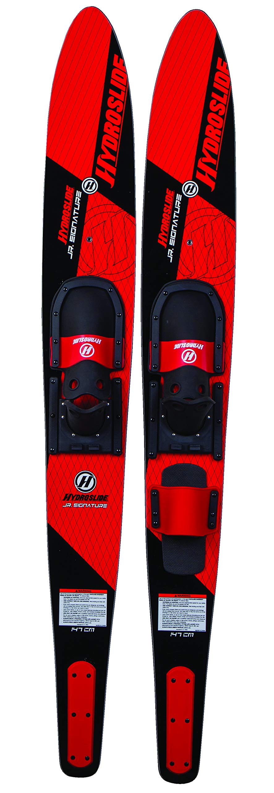 Hydroslide Signature Jr Combo Water Skis, 58''