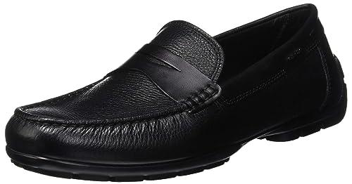 Geox U Moner W 2fit D, Mocasines para Hombre: Amazon.es: Zapatos y complementos
