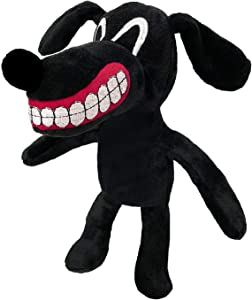 SUVAPOTAC 12 inch Cartoon Dog Plush Toy(Cartoon Dog)