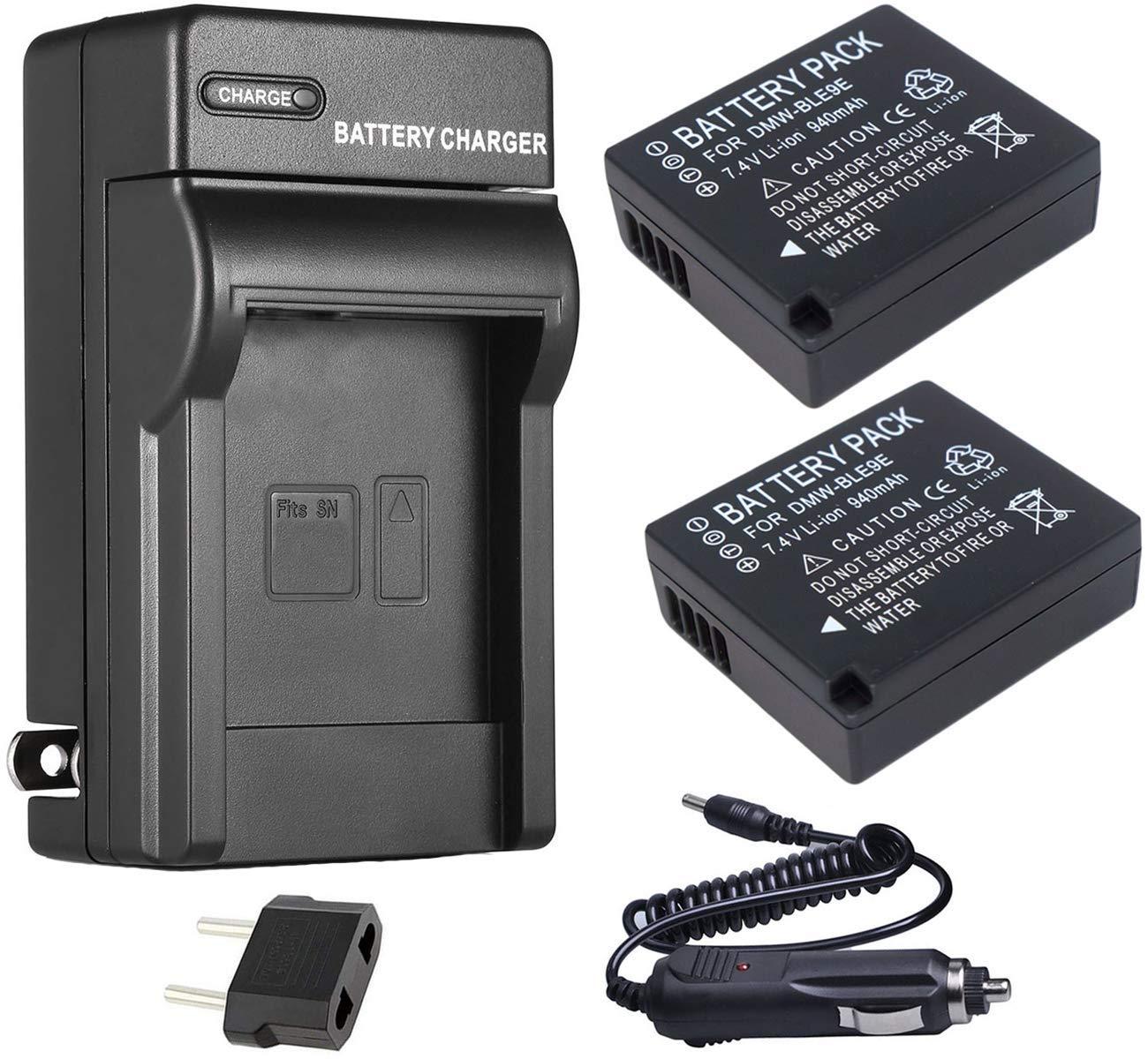 Batería (2 Unidades) y Cargador para cámara Digital ...