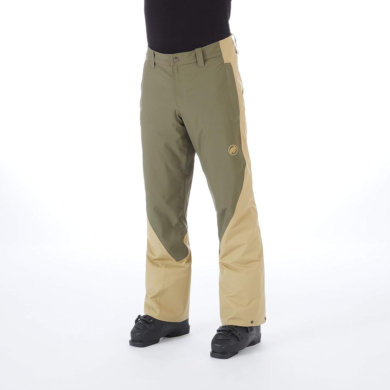 Mammut Casanna Pantalones Forrados Hardshell Hombre