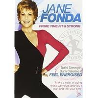 Jane Fonda: Prime Time Fit And Strong [Edizione: Regno Unito] [Reino Unido] [DVD]