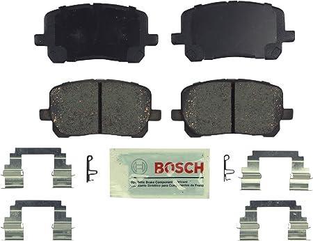 Bosch BE281 Blue Disc Brake Pad Set