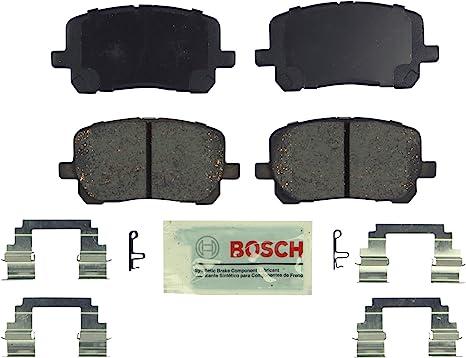 Disc Brake Pad Set-Blue Brake Pads Rear Bosch BE974A