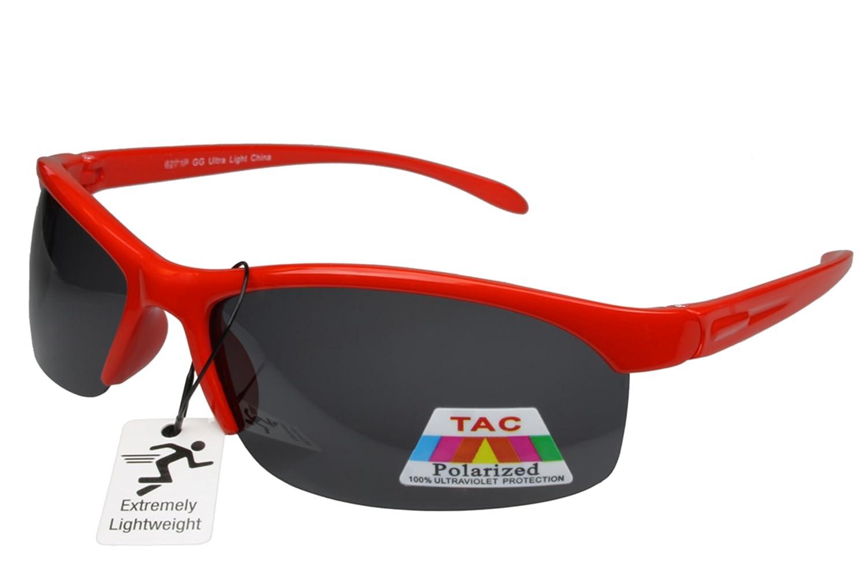 G&G Ultra Lightweight 9 gram Polarized Sunglasses (Black Gray Lens ...