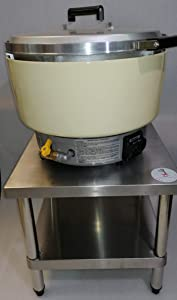 Stainless Steel Table For Gas Rice Cooker 20
