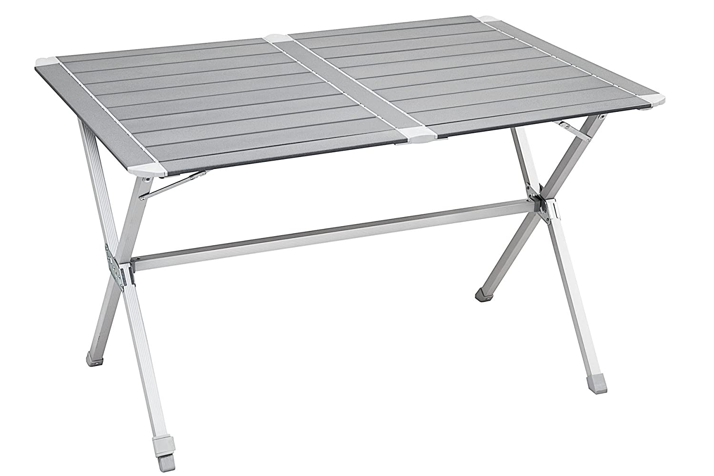 Brunner Alu Tisch Rolltisch Campingtisch Mercury 115 x 80 cm