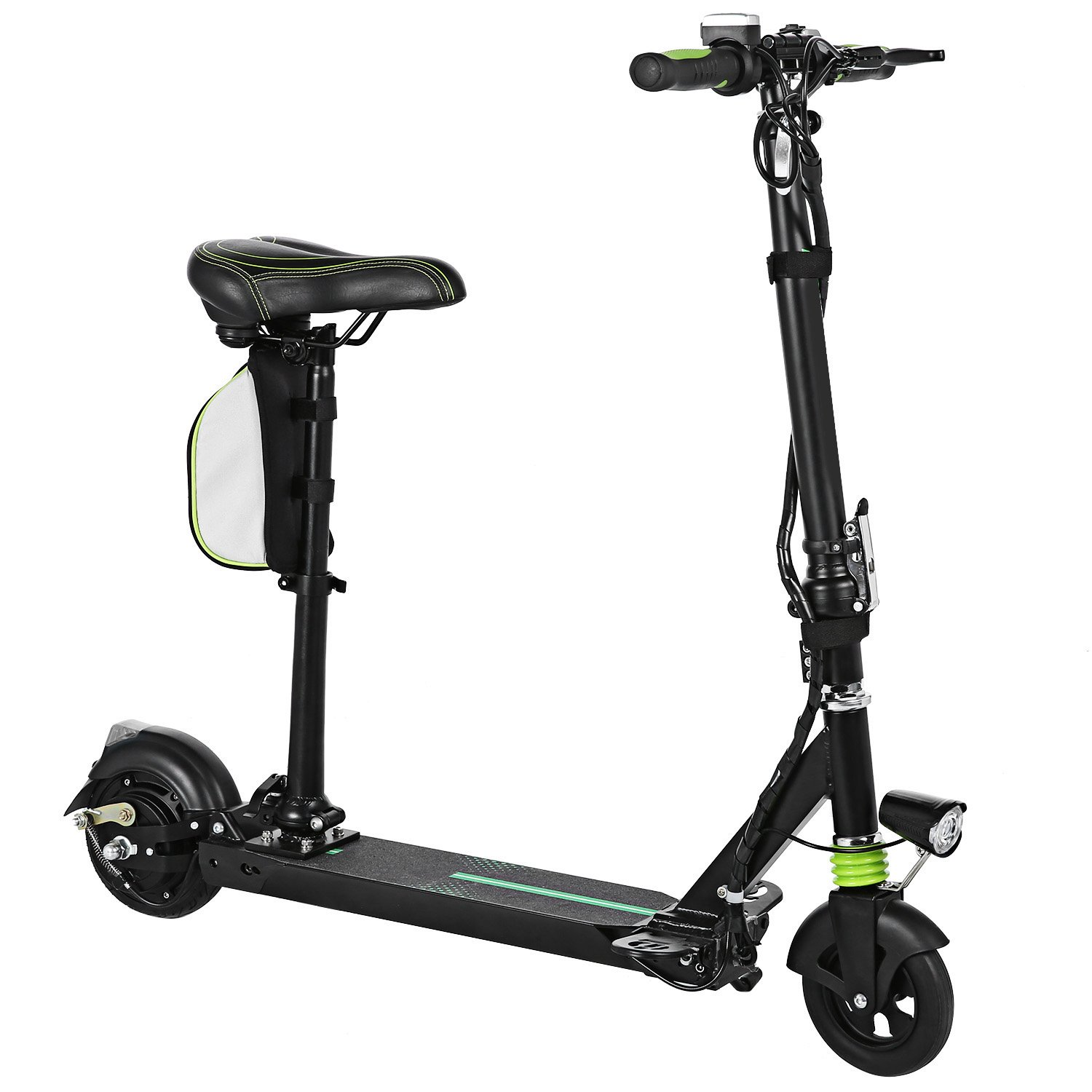 Amazon Com Dongchuan Electric Scooters With Seat For Adults