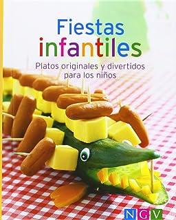 Fiestas infantiles: Platos originales y divertidos para los niños (Minilibros de cocina)