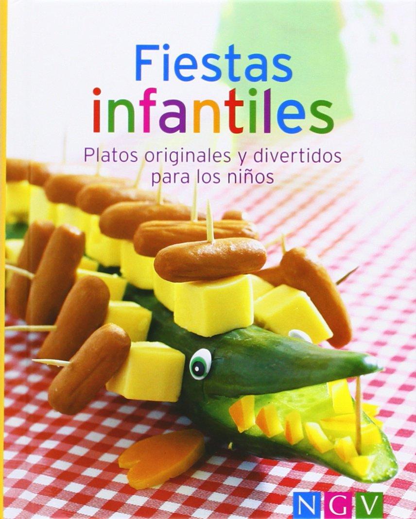 FIESTAS INFANTILES.(MINILIBRO): 139508: 9783625139508 ...