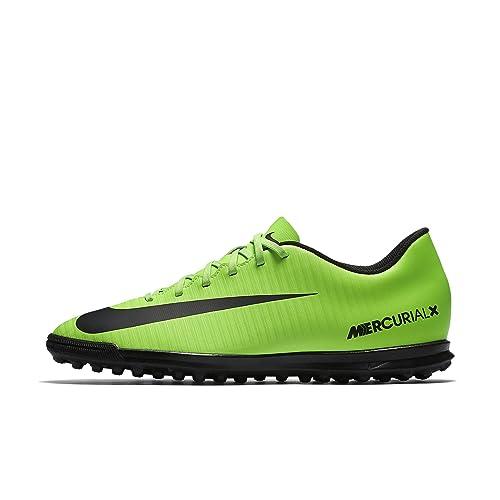 f9b0253da0e1c Nike Tenis de Futbol para Hombre simipiel Verde Negro 831971303 29 ...