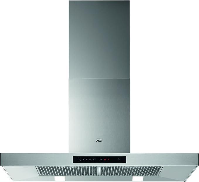 AEG DBB5960HM - Campana (779 m³/h, Canalizado/Recirculación, A, A, C, 55 dB): 333.37: Amazon.es: Grandes electrodomésticos