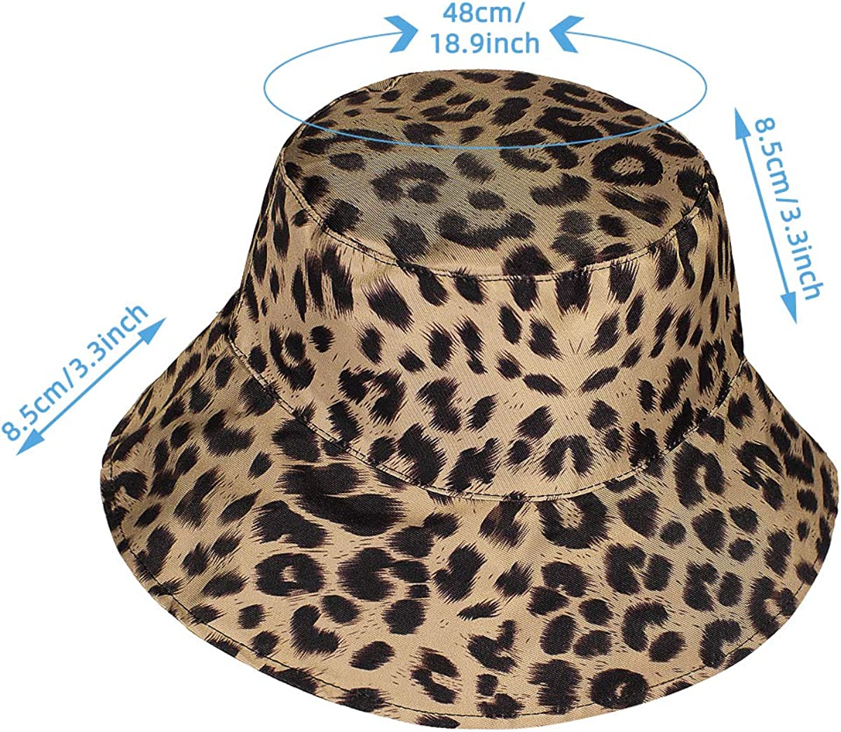 Xiangmall Chapeau de Soleil Pliable /Ét/é Chapeau de Plage Respirant S/échage Rapide Chapeau Bucket Bord Large Voyage