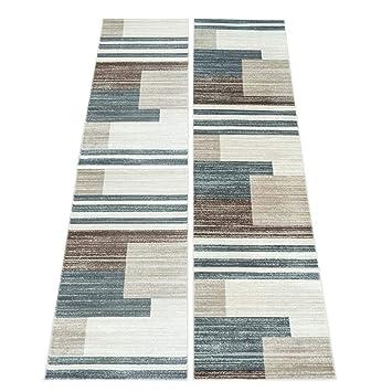Carpet City Bettumrandung Teppich Läufer Modern Inspiration Style