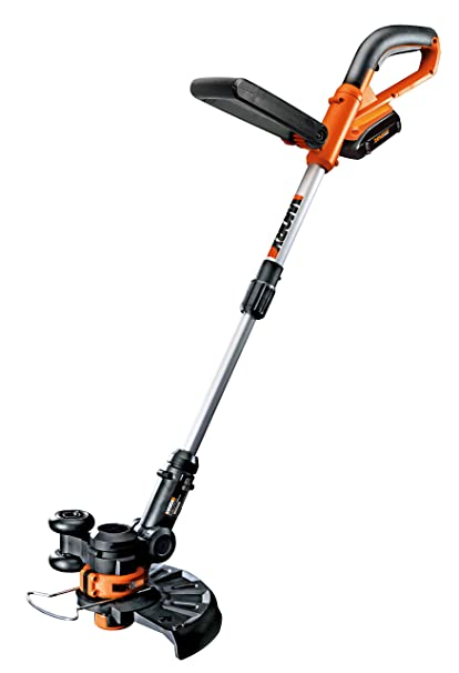 amazon com worx wg156 li ion cordless grass trimmer edger with 2 rh amazon com worx gt 2.0 manual Worx Power Tools