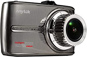 VRfamily 1080P HD Dash Camera Car DVR with G-Sensor Collision Sensing Driving Recorder
