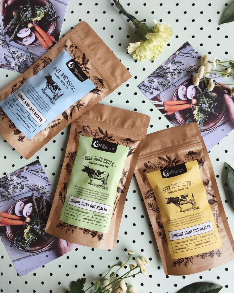 Beef Nutra Organics (Garden Herb): Amazon.es: Alimentación y ...