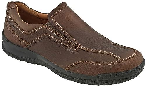 949dd04a90b4 Ecco Men s Remote Slip-on (EU 44 US 10-10.5) Brown  Amazon.ca  Shoes ...
