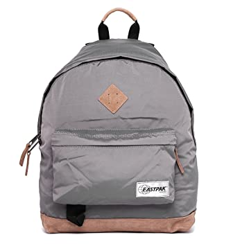 Eastpak Authentic Mochila Tipo Casual, 41 cm, 24 litros, Gris/Into Nylon Grey: Amazon.es: Equipaje