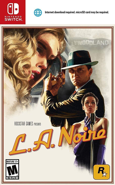 La Noire [Usa]: Amazon.es: Videojuegos