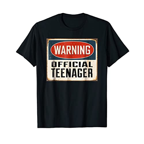 Official Teenager T Shirt