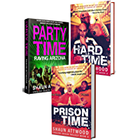 English Shaun Trilogy: Party Time, Hard Time and Prison Time (English Edition)