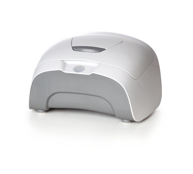 Grey//White Prince Lionheart Pop Wipes Warmer