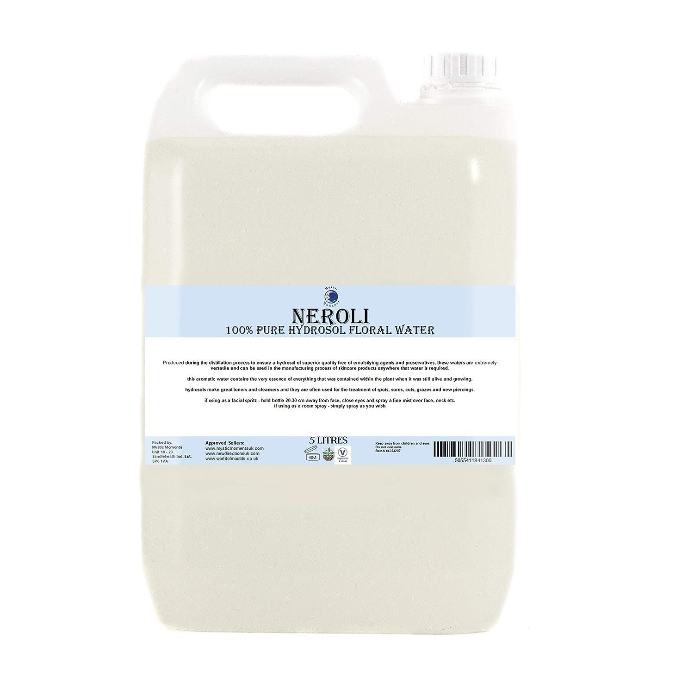 Neroli Hydrosol Floral Water - 5Kg B01DDOIZMY
