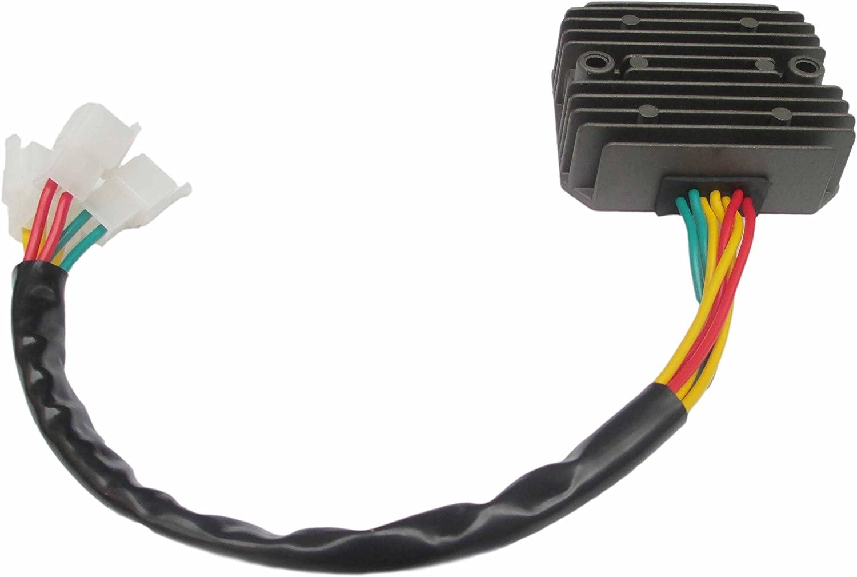 Voltage Regulator Rectifier for Honda VT1100 VT 1100 Shadow Sprirt Aero Ace Tourer 31600-MAA-000 31600-MAA-A10 NEW