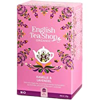 English Tea Shop Chamomile Lavender, 20 Teabags