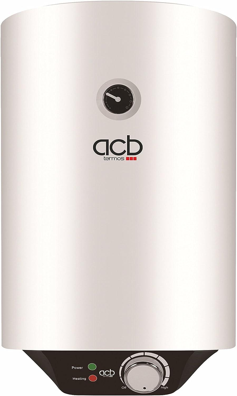 Termo de Agua eléctrico 50 Litros vertical ACB Europe