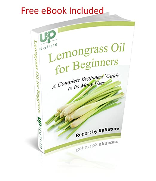 Amazoncom Lemongrass Essential Oil Undiluted Pure Natural