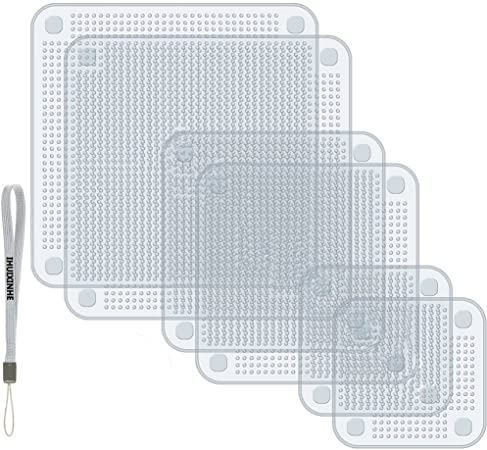 Amazon.com: Cobertores/tapas para bols de silicona, para ...