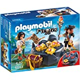 Playmobil - 6683 - Pirates et tresor royal