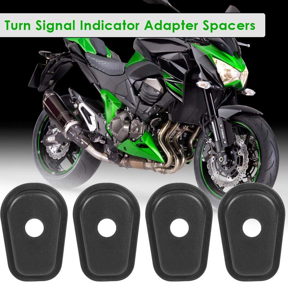 B Blesiya Motorbike LED Rear Turning Signal Light Indicator for Kawasaki Ninja 300